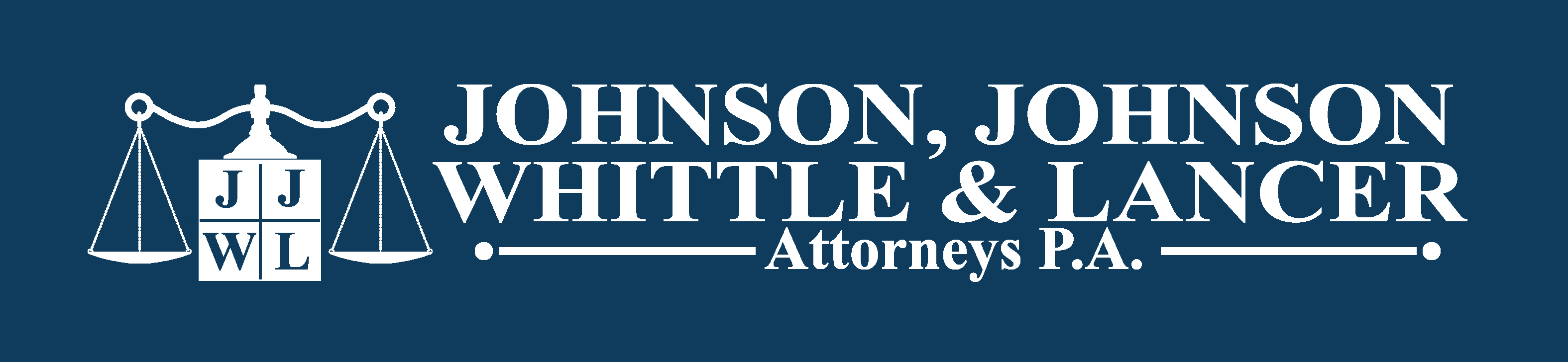 Johnson, Johnson, Whittle & Lancer, Attorneys, P.A.