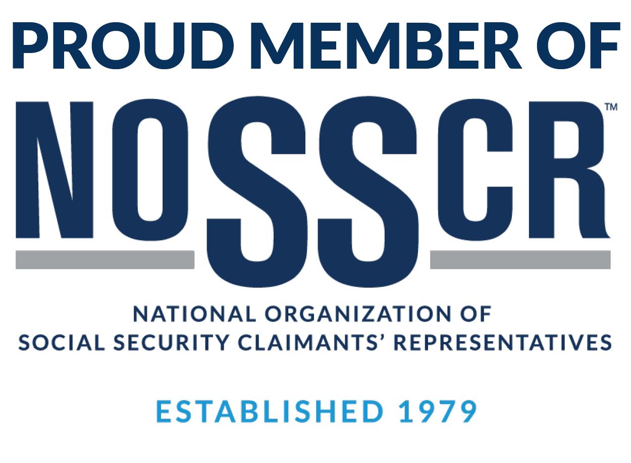Proud Member of NOSSCR